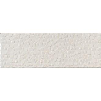 Decor Cromo Blanco 10*30