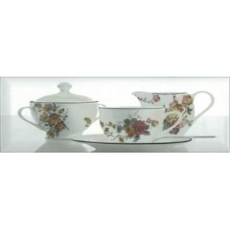 Decor Tea 03 White A 10х30