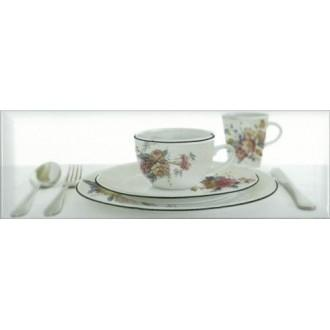 Decor Tea 03 White B 10х30