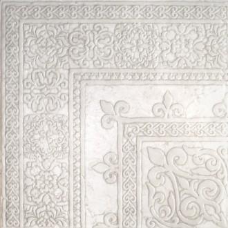 Absolut Keramika Roseton Gotico 4 pz White 60х60