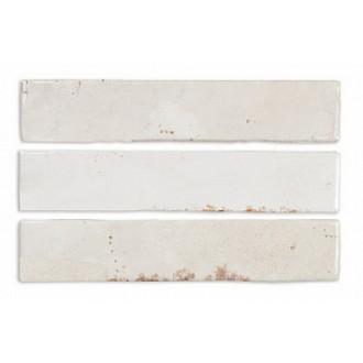 123139 DNA Tiles ENAMEL White 5x25