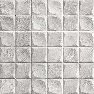 Paradyz Harmony Grys Mozaika (48x48) 29.8x29.8