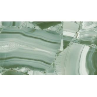 Керамогранит 069027 ASTRA TURCHESE FIORITO LAPP/RETT 58x29
