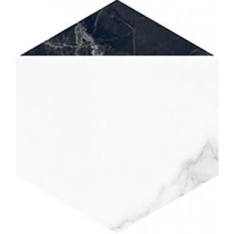 2043ZN1P Декор Nocturne White FLPR 20х23
