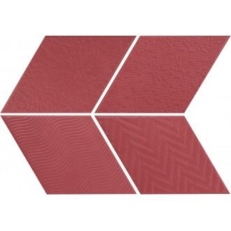 21312 RHOMBUS RED 14x24