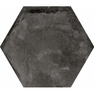 23515 Urban Hexagon Dark 29,2X25,4