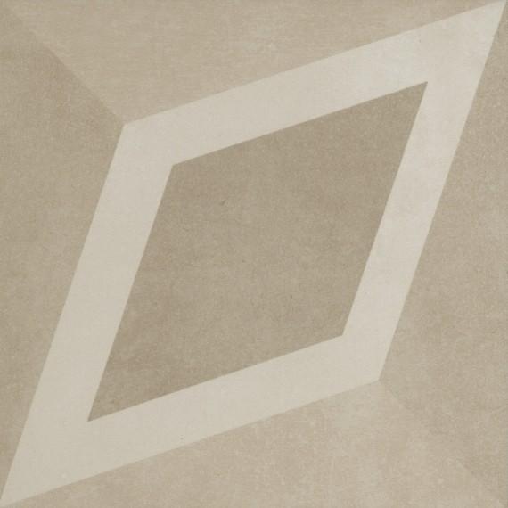 Керамогранит 2634CF1K Декор Century Unlimited многоцветный теплые тона 20x20