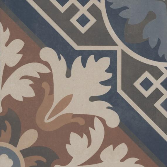 Керамогранит 2634CF4D Декор Century Unlimited многоцветный 20x20
