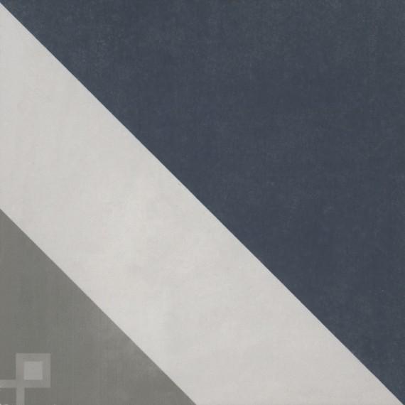 Керамогранит 2634CF6C Декор Century Unlimited многоцветный холодные тона 20x20