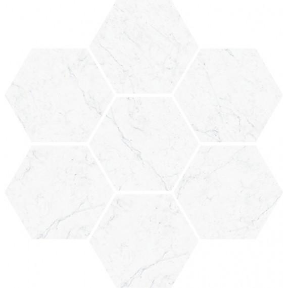 Керамогранит 6000417 CARRARA ESAGONA (T.7) 30x28
