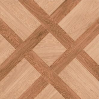 Керамогранит ALBERO коричневый 45х45