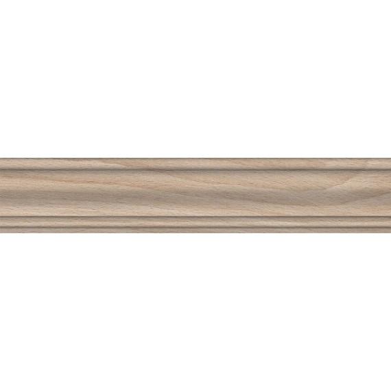 Керамогранит DL5100/BTG Плинтус Про Вуд бежевый светлый 39.6x8