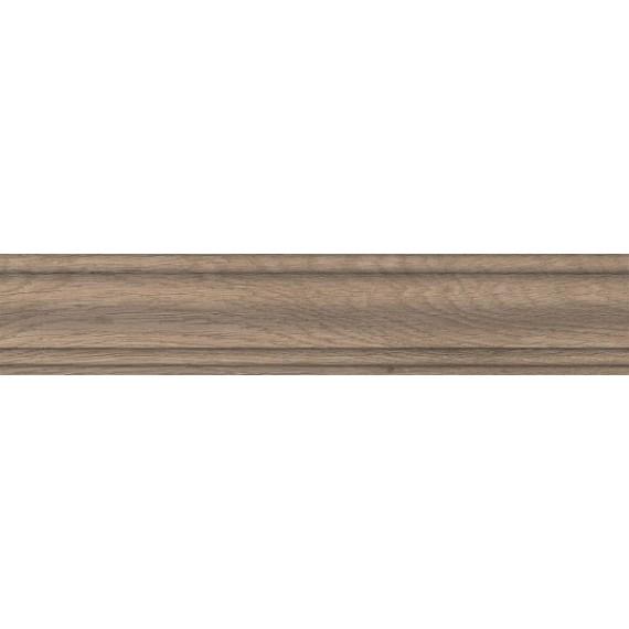 Керамогранит DL5101/BTG Плинтус Про Вуд бежевый темный 39.6x8