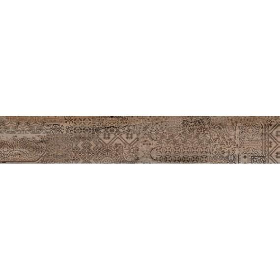 Керамогранит DL510200R Про Вуд беж темный декорированный обрезной 20x119.5