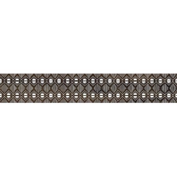 Керамогранит DL510400R Про Вуд коричневый декорированный обрезной 20x119.5