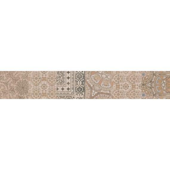Керамогранит DL510500R Про Вуд беж светлый декорированный обрезной 20x119.5