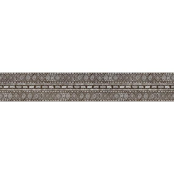 Керамогранит DL550400R Про Вуд коричневый декорированный обрезной 30x179