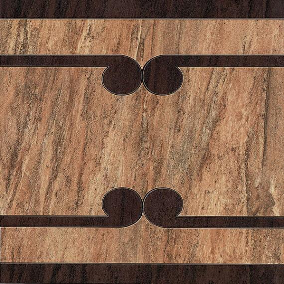 Керамогранит ID36 Авентин наборный 40*40 керамический декор