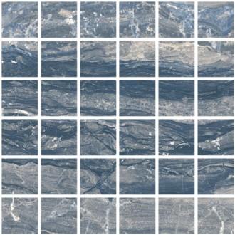 Мозаика 110077 CASTLE MOSAICO PRAGUE LAPP/RETT 30x30