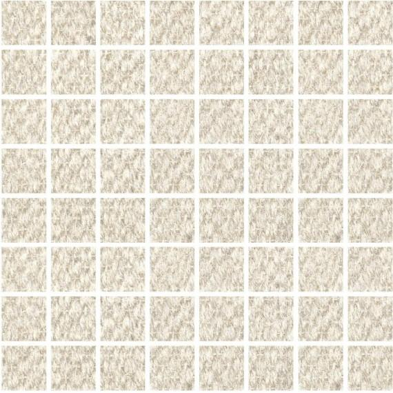 Мозаика A031669 Mosaico Carpet Cream 30x30