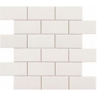 Мозаика ADMO1030 LISO PB C/C BLANCO 5 X 10 ENMALLADO 30.5 X 30.9