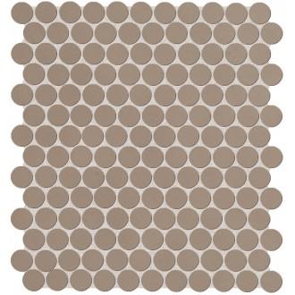 Мозаика COLOR NOW FANGO ROUND MOSAICO 29,5X32,5