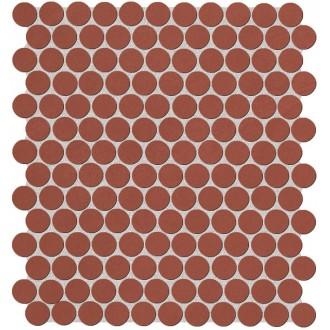 Мозаика COLOR NOW MARSALA ROUND MOSAICO 29,5X32,5