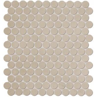Мозаика COLOR NOW TORTORA ROUND MOSAICO 29,5X32,5