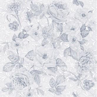 Панно 06-01-1-36-04-06-1030-0 Narni серый 60х60 (1кт/3шт)