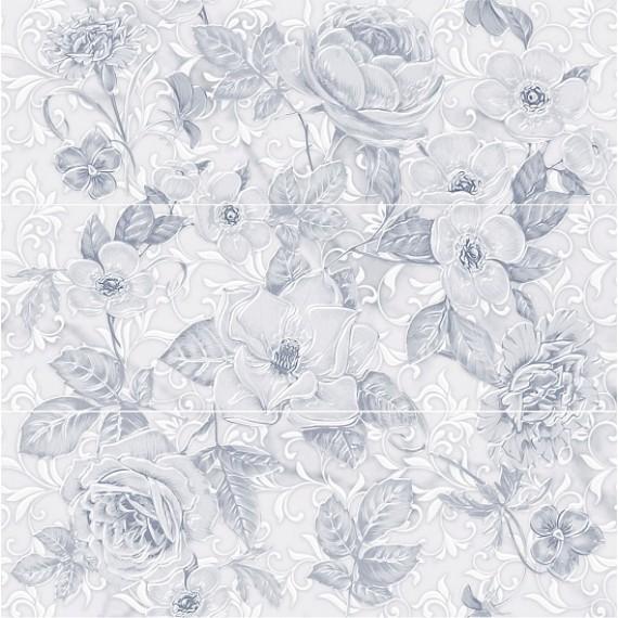 Плитка 06-01-1-36-04-06-1030-0 Панно Narni серый 60х60 (1кт/3шт)