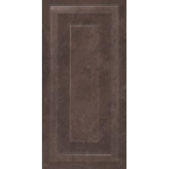 11131R Версаль коричневый панель обрезной 30х60