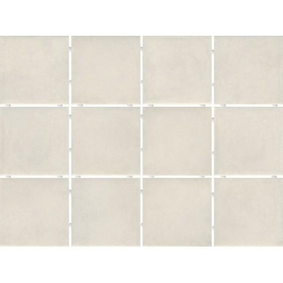 Плитка 1266 Амальфи бежевый светлый 9,9х9,9 (полотно 30х40 из 12 частей)