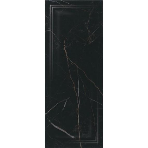 Плитка 7201 Алькала черный панель 20x50