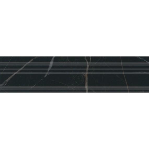 Плитка BLB039 Алькала черный багет 20x5