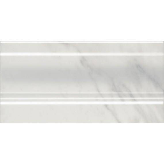 Плитка FMD016 Алькала белый плинтус 20x10