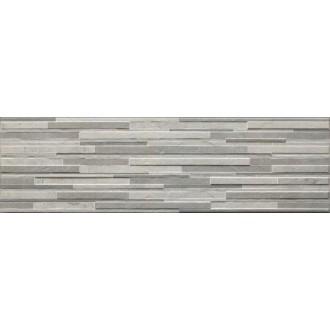 Плитка Kamien Zebrina Marengo структурная 600x175x9