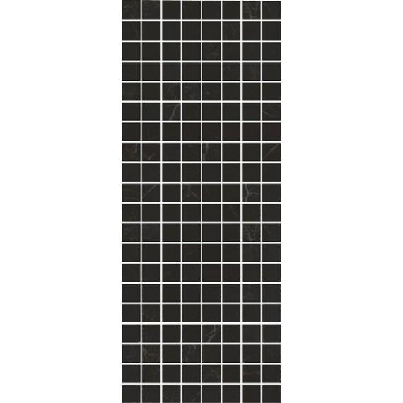 Плитка MM7204 Алькала черный мозаичный 50x20