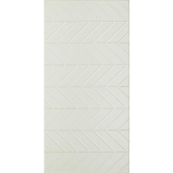 Плитка Motivo Crema Inserto Szklane 29,5х59,5