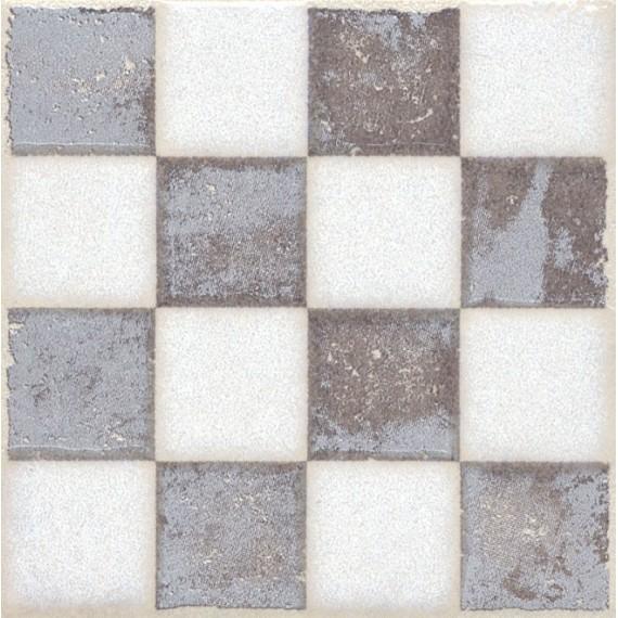 Плитка STG/A404/1266 Амальфи орнамент коричневый 9.9*9.9