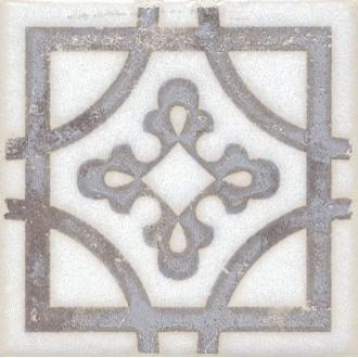 Плитка STG/A406/1266 Амальфи орнамент коричневый 9.9*9.9
