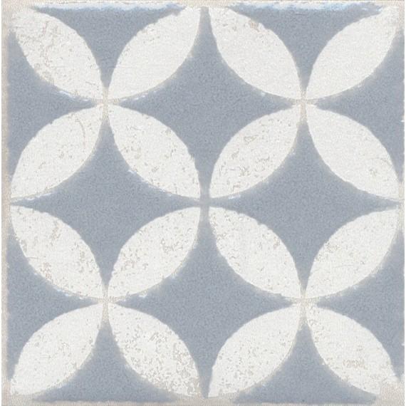 Плитка STG/C401/1270 Амальфи орнамент серый 9.9*9.9