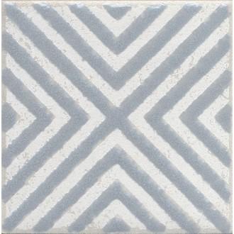 Плитка STG/C403/1270 Амальфи орнамент серый 9.9*9.9