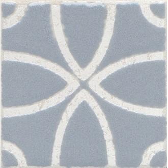 Плитка STG/C405/1270 Амальфи орнамент серый 9.9*9.9