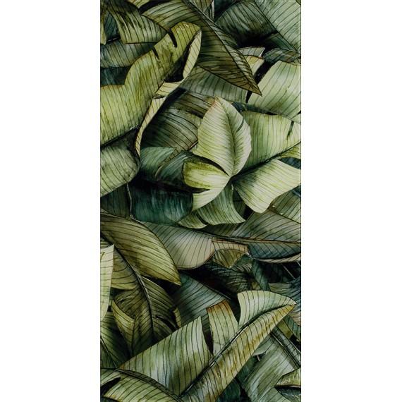 Плитка Uniwersalne Inserto Szklane Leaf A 30x60