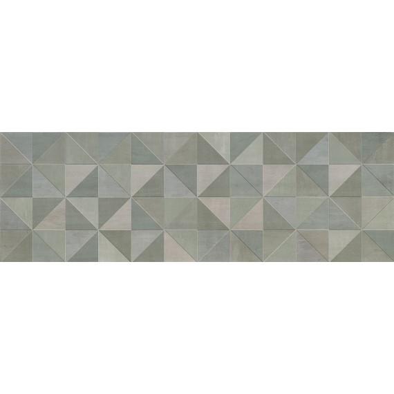 Плитка fMUE Color Now Tangram Fango Inserto RT 30,5х91,5