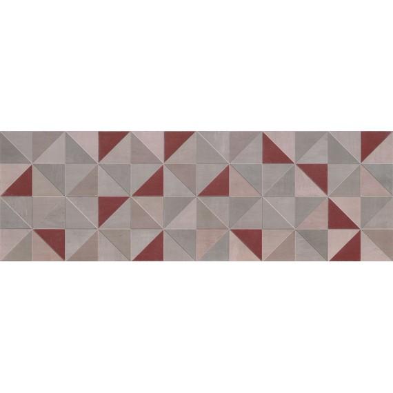 Плитка fMUF Color Now Tangram Rame Inserto RT 30,5х91,5