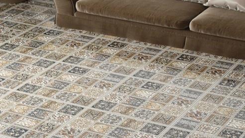 Керамическая плитка Nauryz (Alma Ceramica)