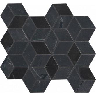 Декор Black Tessere Rombi 26х28