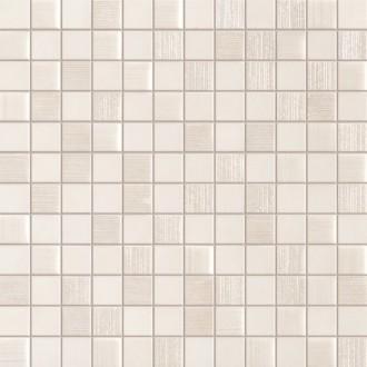 Декор Work White Gloss Tessere 30,5х30,5