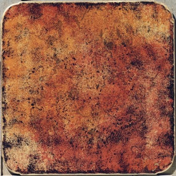 Плитка Pirita Rojo Octogonal 44.7х44.7
